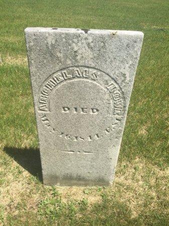 HOWE, ARCHELAUS - Windham County, Vermont   ARCHELAUS HOWE - Vermont Gravestone Photos