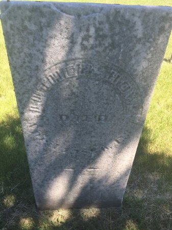 HOWE, LUTHER - Windham County, Vermont | LUTHER HOWE - Vermont Gravestone Photos