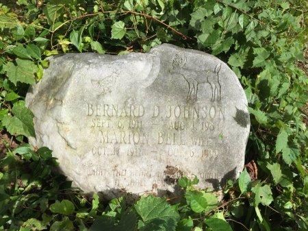 JOHNSON, MARION M. - Windham County, Vermont | MARION M. JOHNSON - Vermont Gravestone Photos