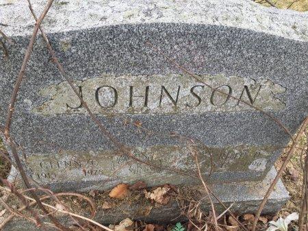 JOHNSON, GLENN CLAFFLIN - Windham County, Vermont | GLENN CLAFFLIN JOHNSON - Vermont Gravestone Photos