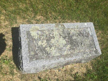 JOHNSON, WILLIAM FREDERICK - Windham County, Vermont | WILLIAM FREDERICK JOHNSON - Vermont Gravestone Photos