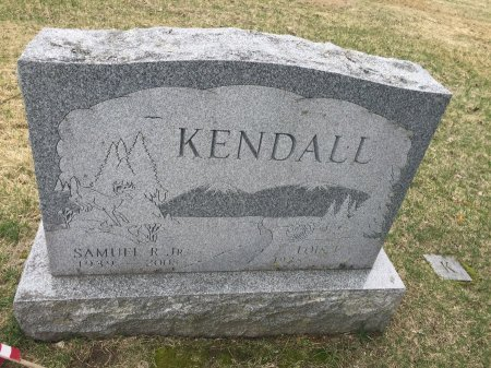 KENDALL, JR., SAMUEL REED - Windham County, Vermont | SAMUEL REED KENDALL, JR. - Vermont Gravestone Photos