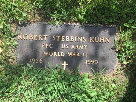 KUHN #2, ROBERT STEBBINS - Windham County, Vermont | ROBERT STEBBINS KUHN #2 - Vermont Gravestone Photos