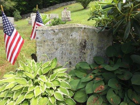 FAULKNER, KATHERINE L. - Windham County, Vermont | KATHERINE L. FAULKNER - Vermont Gravestone Photos
