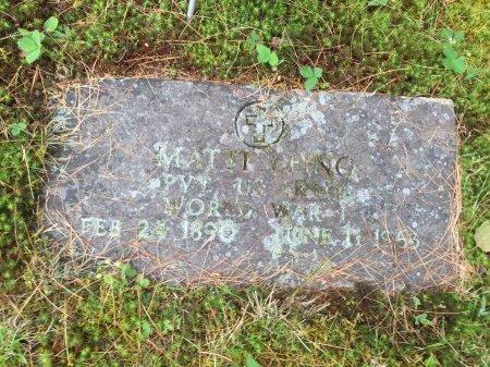 LEINO, MATTI - Windham County, Vermont | MATTI LEINO - Vermont Gravestone Photos