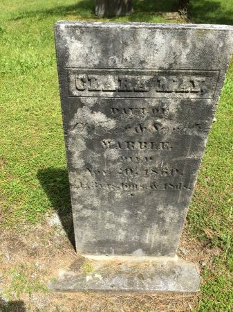 MARBLE, CLARA MAY - Windham County, Vermont | CLARA MAY MARBLE - Vermont Gravestone Photos
