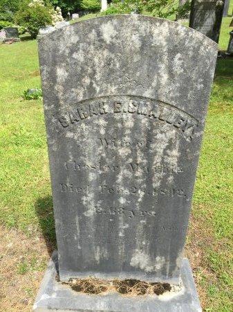 MARBLE, SARAH E. - Windham County, Vermont | SARAH E. MARBLE - Vermont Gravestone Photos