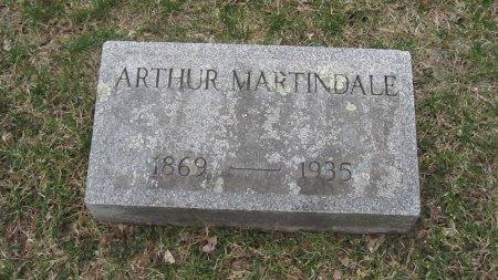 MARTINDALE, ARTHUR - Windham County, Vermont | ARTHUR MARTINDALE - Vermont Gravestone Photos