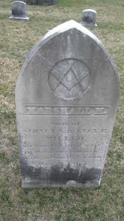 MILLER, MARSHALL MEIGS - Windham County, Vermont | MARSHALL MEIGS MILLER - Vermont Gravestone Photos