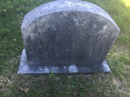 MINER, ISABEL JENNIE - Windham County, Vermont   ISABEL JENNIE MINER - Vermont Gravestone Photos