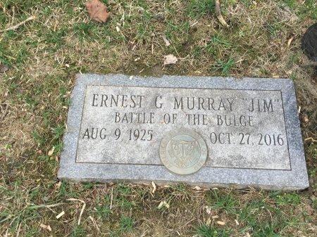 "MURRAY, ERNEST G. ""JIM"" - Windham County, Vermont | ERNEST G. ""JIM"" MURRAY - Vermont Gravestone Photos"