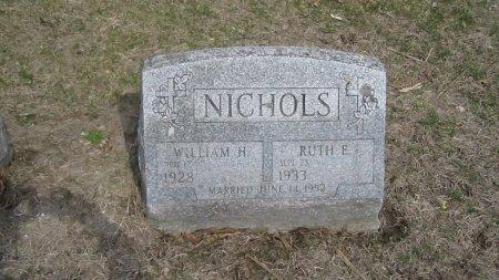 NICHOLS, WILLIAM HENRY - Windham County, Vermont | WILLIAM HENRY NICHOLS - Vermont Gravestone Photos