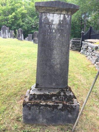 FAY OTIS, NANCY R. - Windham County, Vermont   NANCY R. FAY OTIS - Vermont Gravestone Photos