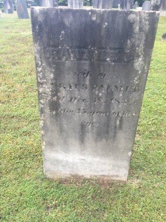 PALMER, HANNAH C. - Windham County, Vermont   HANNAH C. PALMER - Vermont Gravestone Photos