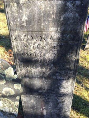 PARK, HANNAH KENDALL THATCHER - Windham County, Vermont | HANNAH KENDALL THATCHER PARK - Vermont Gravestone Photos