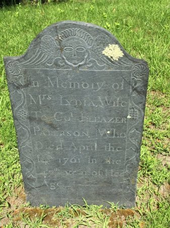 MOORE/MOOR/MORE PATERSON, LYDIA - Windham County, Vermont | LYDIA MOORE/MOOR/MORE PATERSON - Vermont Gravestone Photos