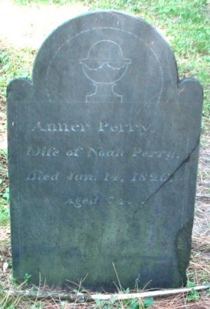 HOLBROOK PERRY, ANNER - Windham County, Vermont | ANNER HOLBROOK PERRY - Vermont Gravestone Photos