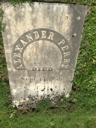 PERRY, ALEXANDER - Windham County, Vermont | ALEXANDER PERRY - Vermont Gravestone Photos
