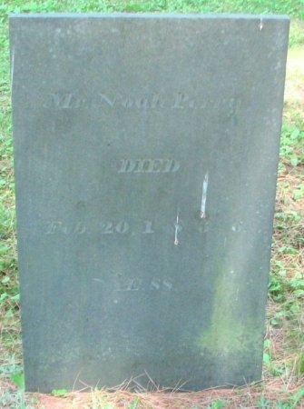 PERRY, NOAH - Windham County, Vermont   NOAH PERRY - Vermont Gravestone Photos