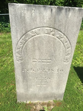 PERRY, NATHAN FISHER - Windham County, Vermont | NATHAN FISHER PERRY - Vermont Gravestone Photos