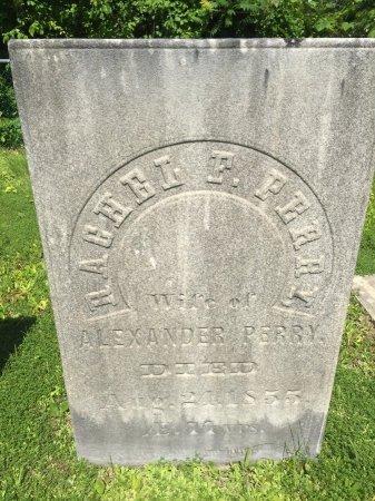 PERRY, RACHEL - Windham County, Vermont | RACHEL PERRY - Vermont Gravestone Photos