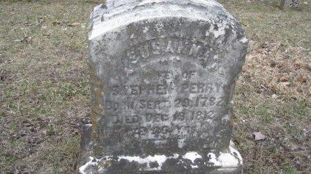PERRY, SUSANNA A. - Windham County, Vermont | SUSANNA A. PERRY - Vermont Gravestone Photos