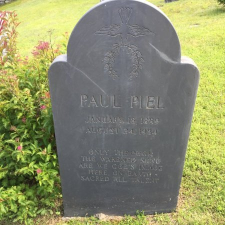 PIEL, PAUL - Windham County, Vermont | PAUL PIEL - Vermont Gravestone Photos