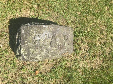 PRATT (INITIALS), EDWIN AMSDEN - Windham County, Vermont | EDWIN AMSDEN PRATT (INITIALS) - Vermont Gravestone Photos