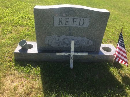 REED PLOT MARKER, -- - Windham County, Vermont | -- REED PLOT MARKER - Vermont Gravestone Photos