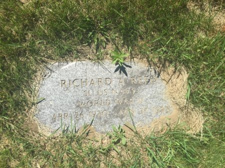 REED, RICHARD ARTHUR - Windham County, Vermont | RICHARD ARTHUR REED - Vermont Gravestone Photos