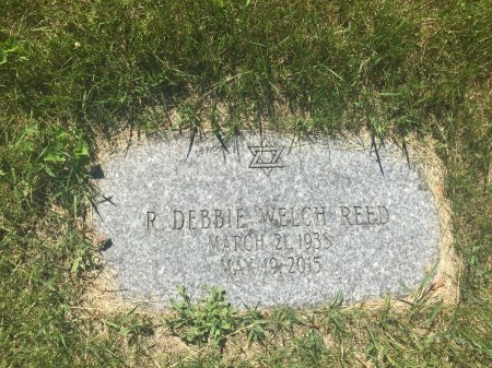 WELCH REED, ROSA DEBBIE - Windham County, Vermont | ROSA DEBBIE WELCH REED - Vermont Gravestone Photos