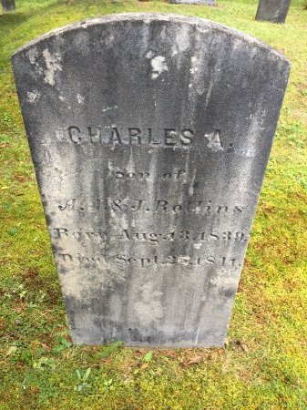 ROLLINS, CHARLES A. - Windham County, Vermont | CHARLES A. ROLLINS - Vermont Gravestone Photos