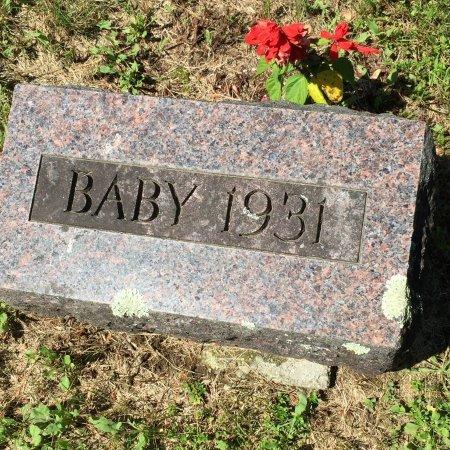 ROUNDS, BABY - Windham County, Vermont   BABY ROUNDS - Vermont Gravestone Photos
