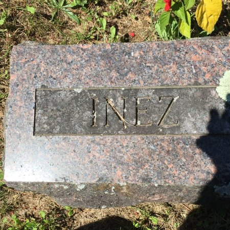 PERRY ROUNDS, INEZ A. #2 - Windham County, Vermont   INEZ A. #2 PERRY ROUNDS - Vermont Gravestone Photos