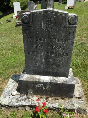 ROUNDS, ORLANDO KENDALL - Windham County, Vermont | ORLANDO KENDALL ROUNDS - Vermont Gravestone Photos