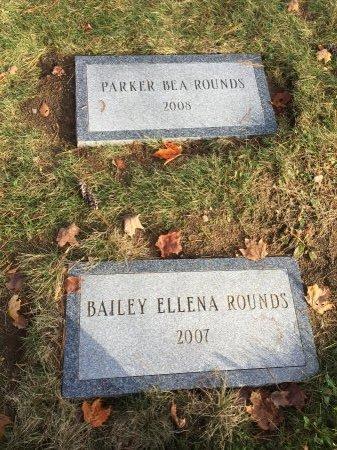 ROUNDS, BAILEY ELLENA - Windham County, Vermont | BAILEY ELLENA ROUNDS - Vermont Gravestone Photos