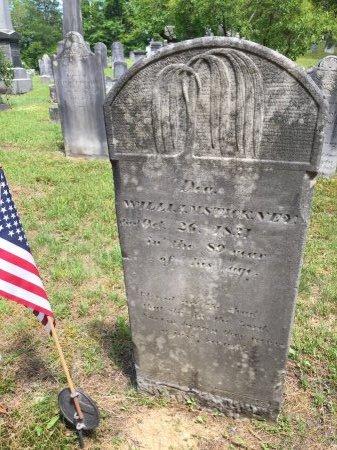 STICKEY, LIEUTENANT (& DEACON) WILLIAM - Windham County, Vermont   LIEUTENANT (& DEACON) WILLIAM STICKEY - Vermont Gravestone Photos