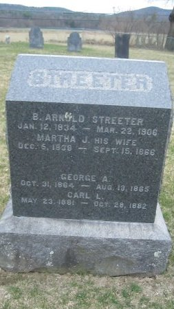 STREETER, GEORGE A. - Windham County, Vermont | GEORGE A. STREETER - Vermont Gravestone Photos