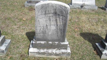 TENNEY, CORA JANE - Windham County, Vermont | CORA JANE TENNEY - Vermont Gravestone Photos