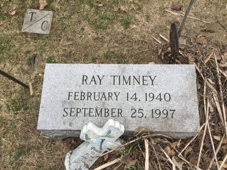 TIMNEY, RAY - Windham County, Vermont | RAY TIMNEY - Vermont Gravestone Photos