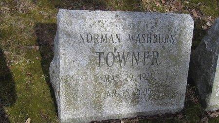 TOWNER (LAMBERT), NORMAN WASHBURN - Windham County, Vermont | NORMAN WASHBURN TOWNER (LAMBERT) - Vermont Gravestone Photos