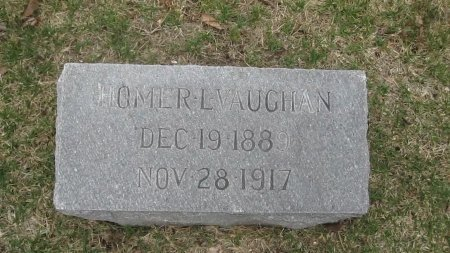 VAUGHAN, HOMER - Windham County, Vermont | HOMER VAUGHAN - Vermont Gravestone Photos