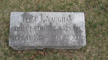 VAUGHAN, VERA E. - Windham County, Vermont   VERA E. VAUGHAN - Vermont Gravestone Photos