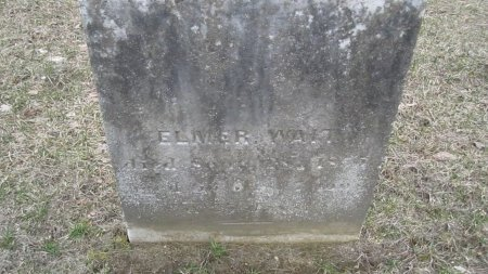 WAIT, ELMER - Windham County, Vermont | ELMER WAIT - Vermont Gravestone Photos