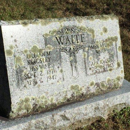 WAITE, LILLIAN MAUDE - Windham County, Vermont   LILLIAN MAUDE WAITE - Vermont Gravestone Photos
