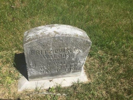 WALODSE, FRITZ CHARLES ALBERT - Windham County, Vermont | FRITZ CHARLES ALBERT WALODSE - Vermont Gravestone Photos