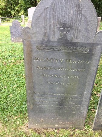 WASHBURN, LUCY - Windham County, Vermont | LUCY WASHBURN - Vermont Gravestone Photos