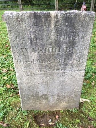 WASHBURN, EDWIN DARWIN - Windham County, Vermont | EDWIN DARWIN WASHBURN - Vermont Gravestone Photos
