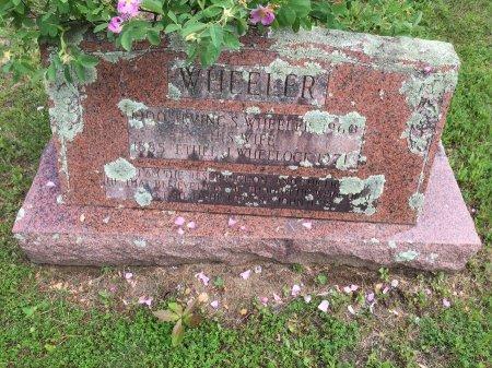 WHEELOCK WHEELER, ETHEL JENNIE - Windham County, Vermont | ETHEL JENNIE WHEELOCK WHEELER - Vermont Gravestone Photos