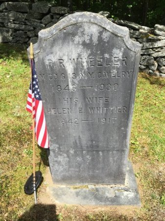 WHEELER, ROBERT RICHARD - Windham County, Vermont | ROBERT RICHARD WHEELER - Vermont Gravestone Photos